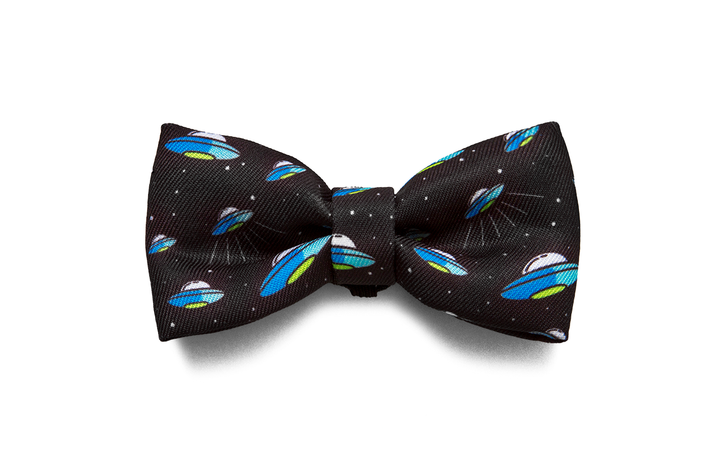 10% OFF ⏰ ZEE.DOG<br>Area 51 Bow Tie