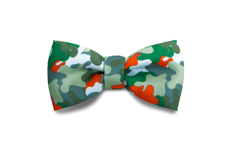 10% OFF ⏰ ZEE.DOG<br>Camo Bow Tie
