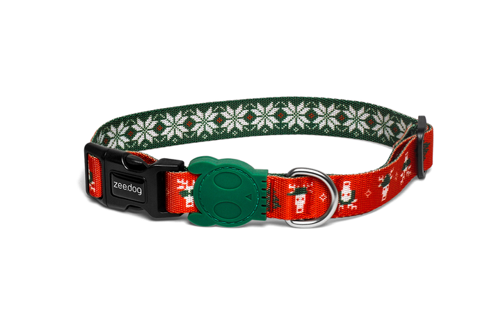 10% OFF ⏰ ZEE.DOG<br>Rudolph Dog Collar