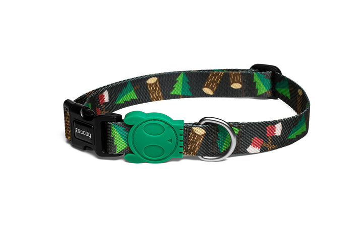 10% OFF ⏰ ZEE.DOG<br>Woods Dog Collar