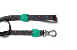 10% OFF ⏰ ZEE.DOG<br>Triangles Dog Leash
