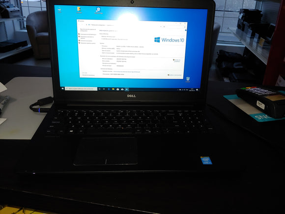 Portable Dell Latitude 3550 i7
