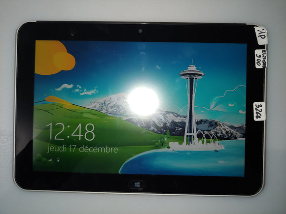 Tablette HP Elitepad 900 / Win 8