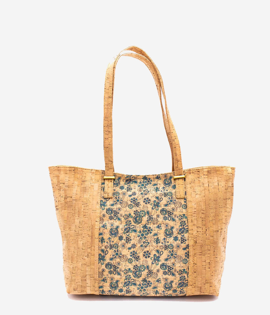 Dating Venture Natural Cork Shoulder Bag