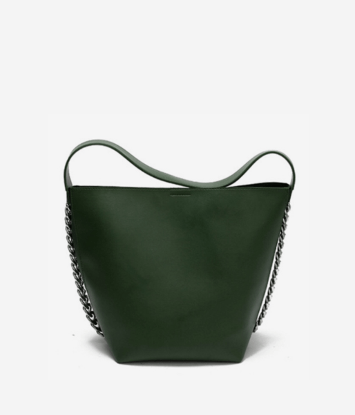 Kendall Chain Bucket Bag - Pacific Weekend