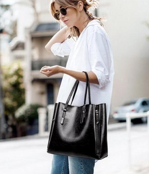 Lindsay Marie Tote Bag - Pacific Weekend