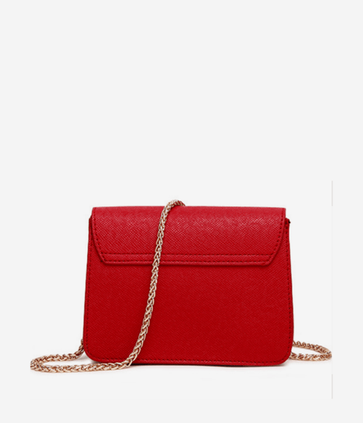 Mindy Mini Chain Bag - Pacific Weekend