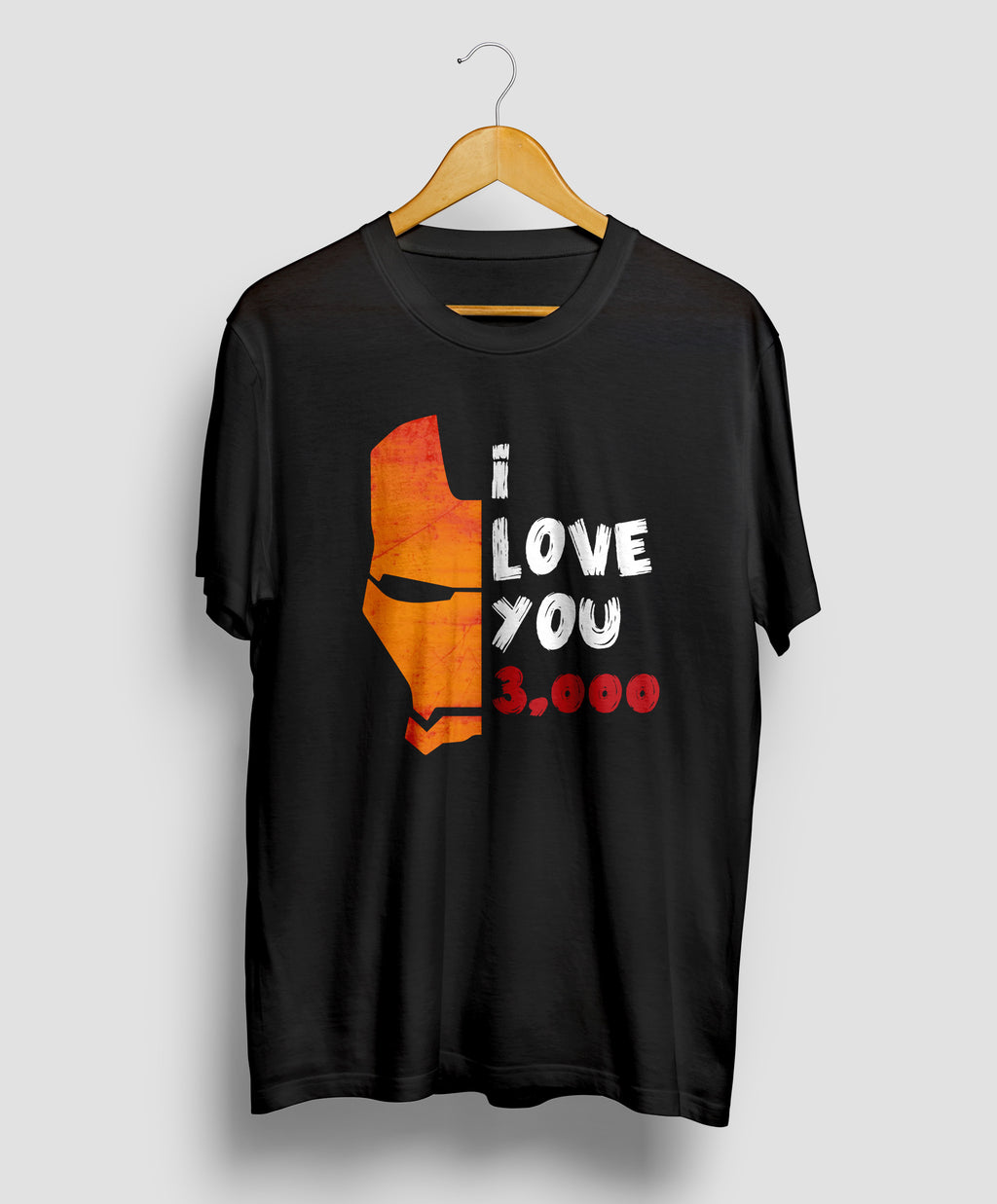 Love You 3000 Iron Man - Buy Two & Use Code: OFF50