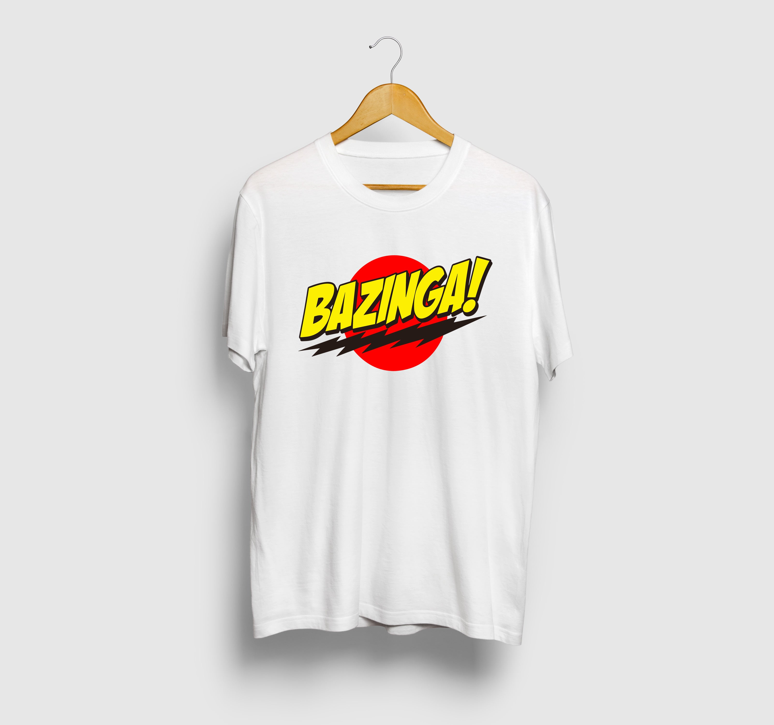 Bazinga- Buy Two & Use Code: OFF50