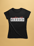 Woke Up Blessed Half Sleeve T shirt