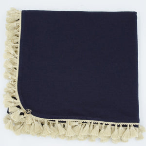 Exclusive Navy Merino Baby Wrap