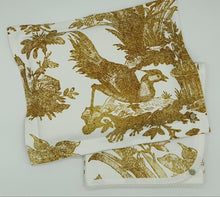 Load image into Gallery viewer, '18th Century Chinoserie' Organic Cotton Baby Wrap