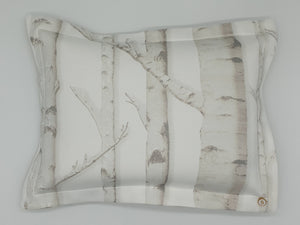 'In Silver Birches' Organic Cotton Baby Wrap