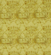 Load image into Gallery viewer, 'Crowned In Gold' Organic Cotton Baby Wrap