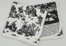 Load image into Gallery viewer, 'Mad Hatters Tea Party' Organic Cotton Baby Wrap