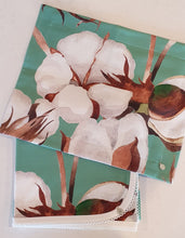 Load image into Gallery viewer, 'Cotton Dreams' Organic Cotton Baby Wrap