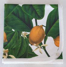 Load image into Gallery viewer, 'Lemon Delicious' Organic Cotton Baby Wrap