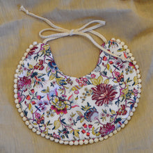Load image into Gallery viewer, 'Liberty Print' Reversible Bib