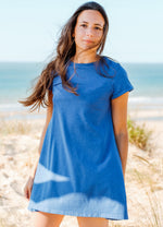 Teahupoo Dress - Blue
