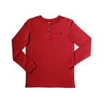 Pipeline LS Tee - Red