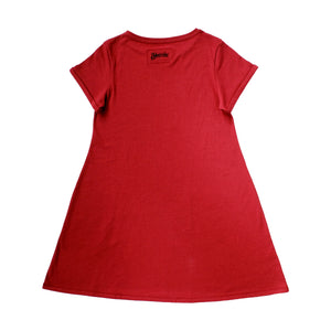 Teahupoo Dress - Red