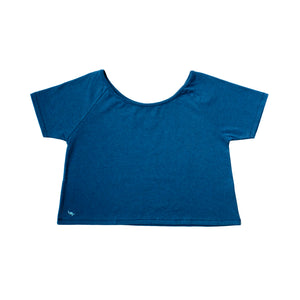 Zicatela Top - Blue
