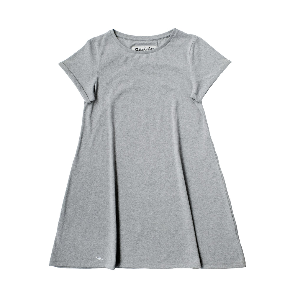 Teahupoo Dress - Grey