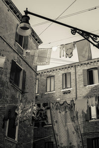 Wash day in Venice 2