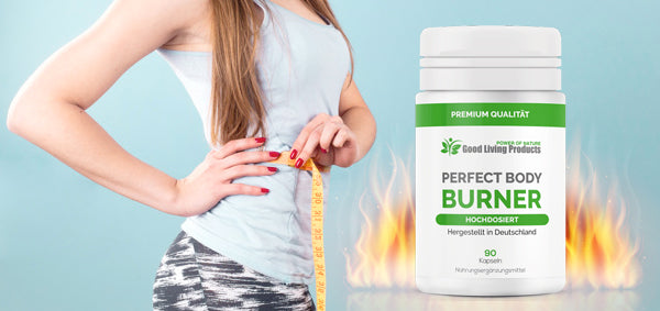 Perfect Body Burner, Perfect Body Burner Kapseln, Fatburner
