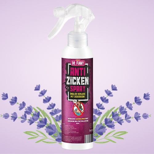 Dr. Funny - Anti Zicken Spray