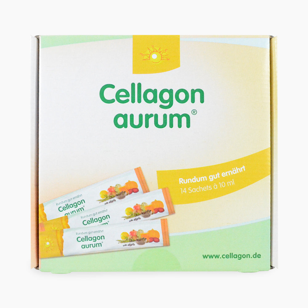 Cellagon aurum - Sachetbox (14 x 10 ml)