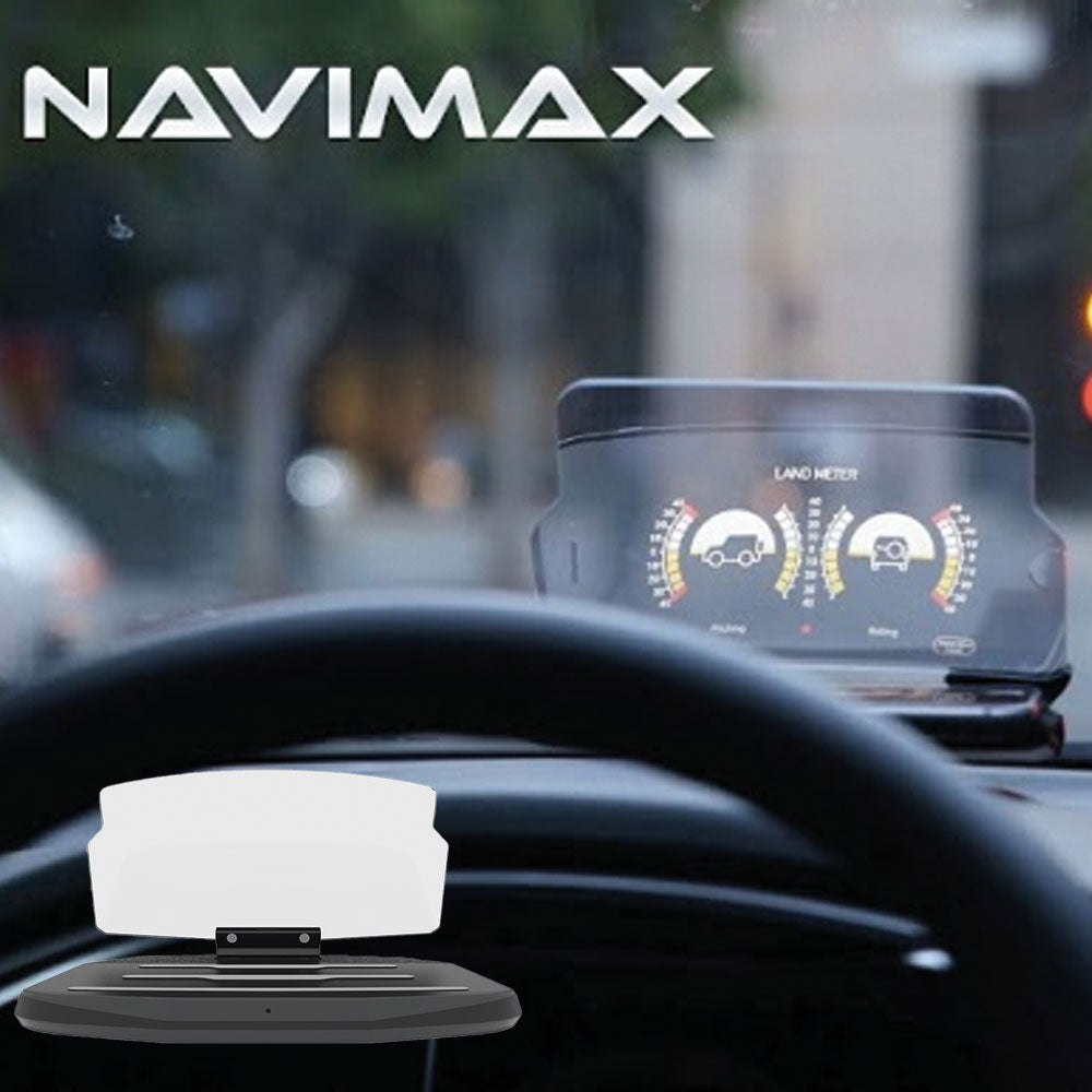 NaviMax - Headup Display