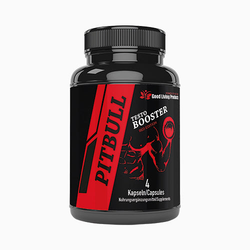 Pitbull Testo Booster - Red Edition