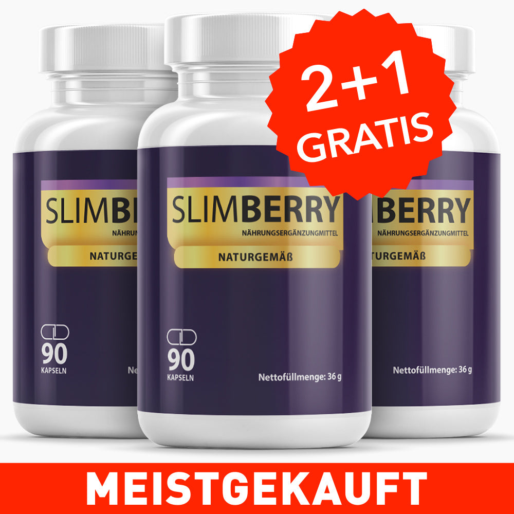 Slimberry [ Maxi-Pack 90 ]