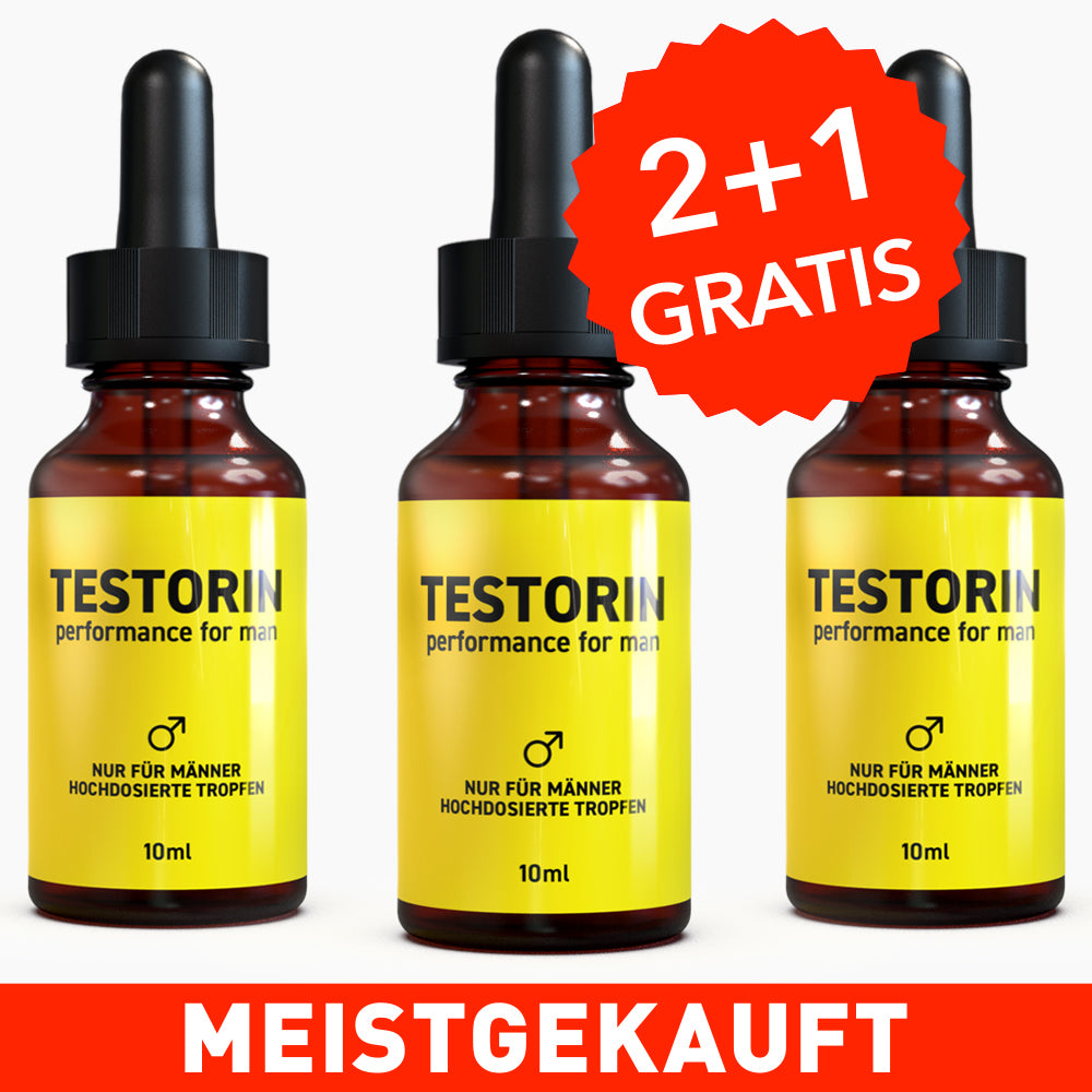 Testorin - Performance for men