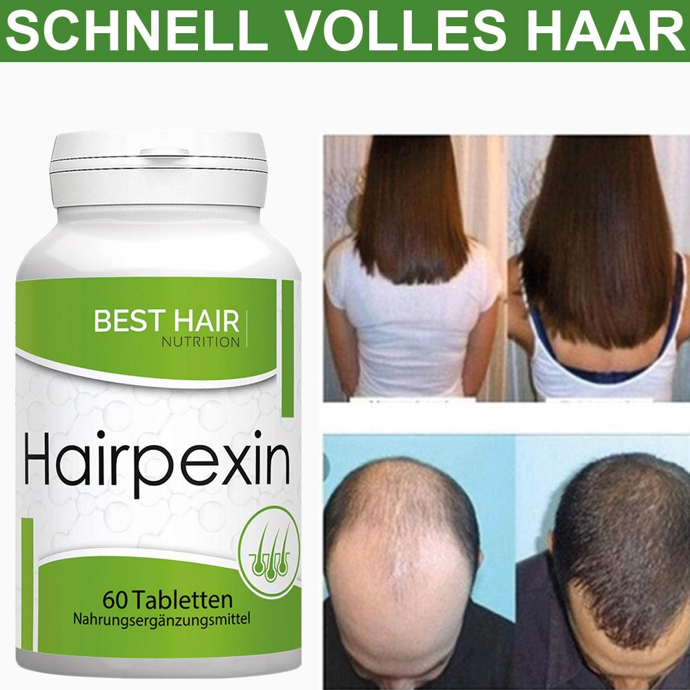 Best Hair Hairpexin bei dünnem Haar