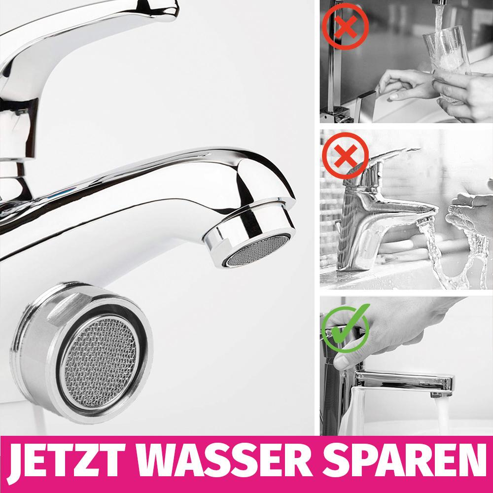 Wellness-Shower Wasserhahnaufsatz