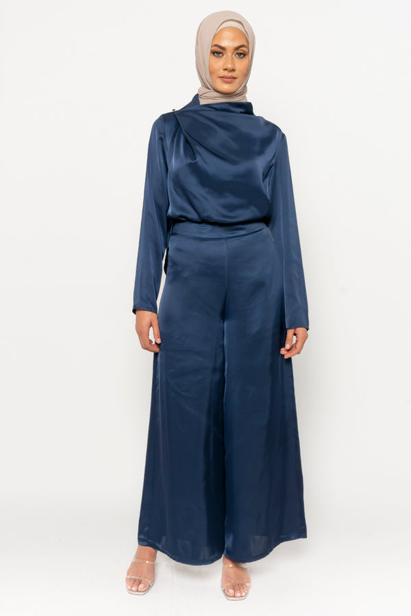 Noor Co-ord wide leg pants