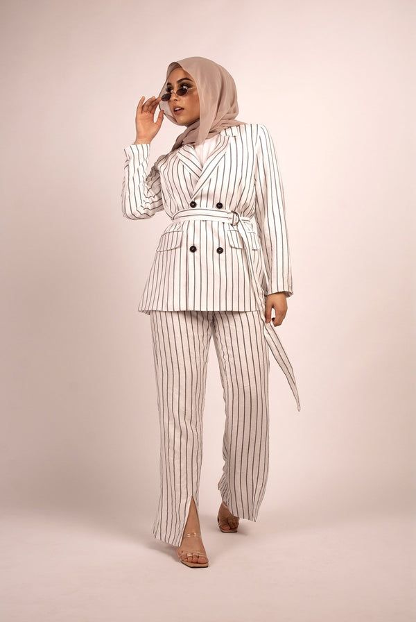'Lana' summer suit JACKET