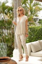 Load image into Gallery viewer, Luccia Beige Rinnie Pant