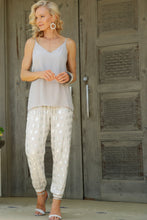 Load image into Gallery viewer, Luccia Silver Rinnie Pant