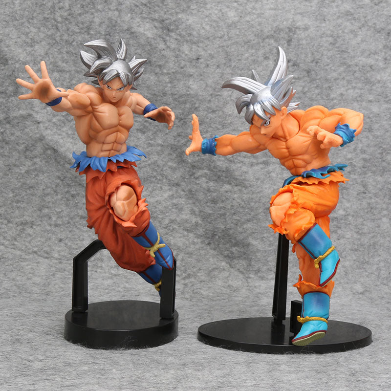 11cm Dragon ball super Goku ultra Instinct