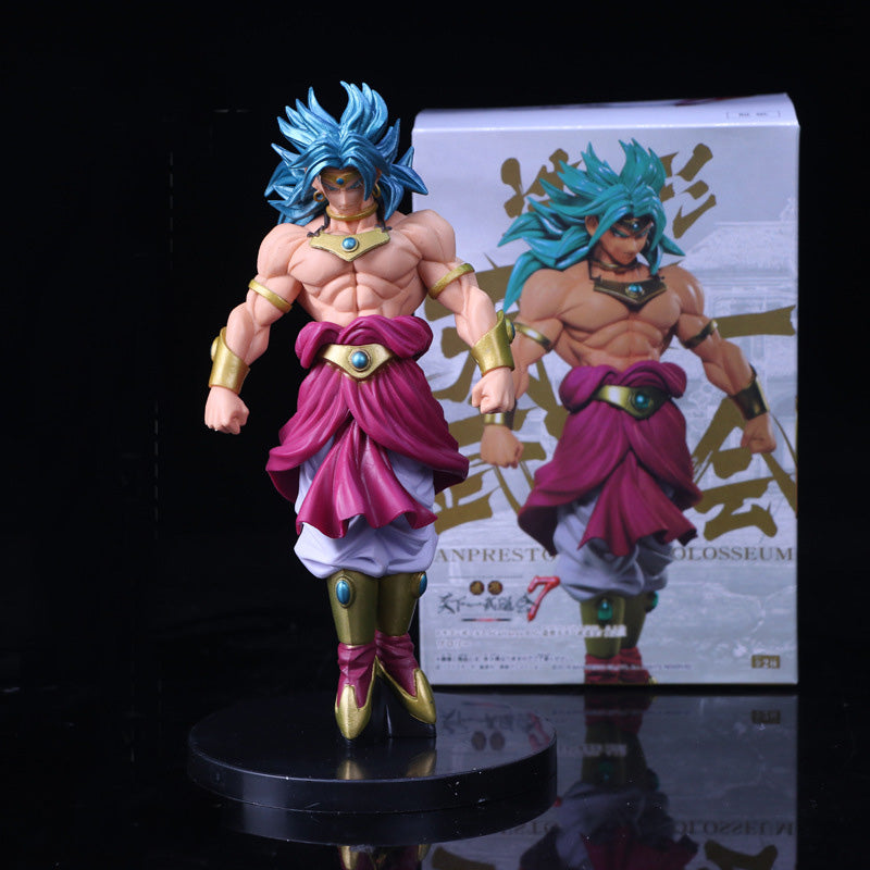 18cm Super Saiyan Broly Action Figure