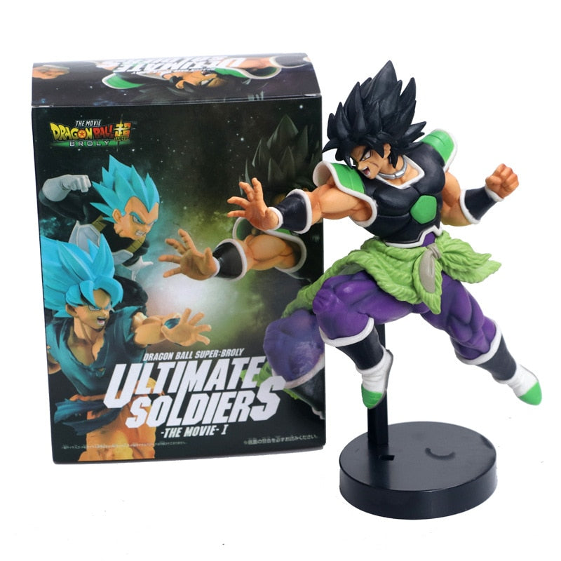 23cm Dragon Ball Z Broly Action Figure