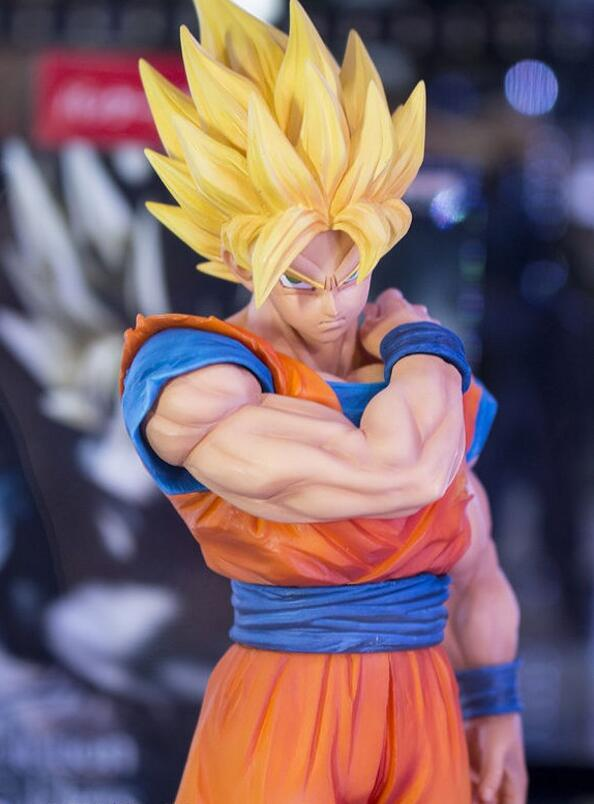 22cm Super Saiyan Goku Action Figure