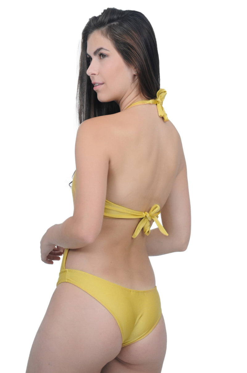 Maiô Sabrina Gold - Fashion Bikini Rio