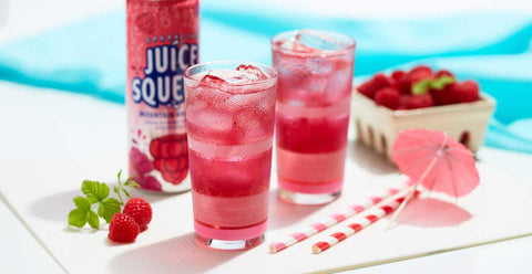Mountain Raspberry Juice Squeeze