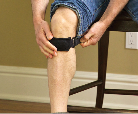 Support patella/knee with this Ultimate adjustable belt - IMPORTED [BUY 1 GET 1 FREE]
