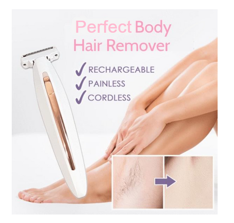 Ultimate Body Hair Removal & Shaving Device for Women