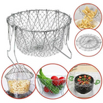 ProBasket Foldable 10-in-1 Mesh Container